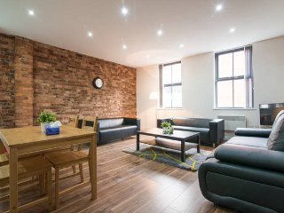 High Specs 2Bed City Centre Apartment, Manchester
