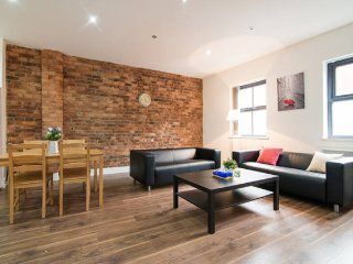 City Centre 3Bedrooms Duplex Apartment, Manchester