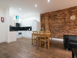 Spacious Open Plan Kitchen