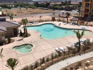 Chic St George Rental - New Resort!  Steps to Pool, St. George