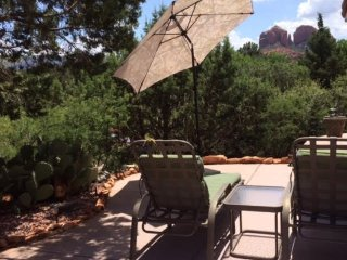 Custom Home between Pyramid and Cathedral Vortexes!, Sedona