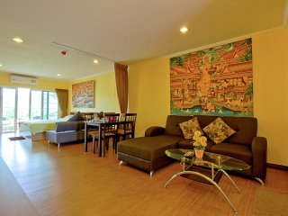 5 ***** condo BK208 (52sqm) in city centre., Hua Hin