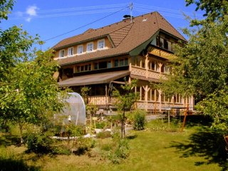 Vacation Apartment in Bernau im Schwarzwald - 670955 sqft, quiet, renovated, bright (# 8884)
