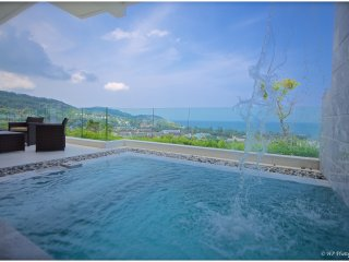 APPART LUXE SEA VIEW 180° SWIMMING POOL  3CH 6/8P, Kata Beach