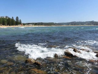 In the heart of Avoca, Avoca Beach