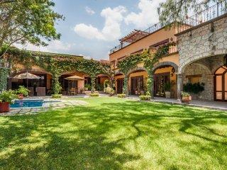 Gran chalet de lujo en centro w'pool, San Miguel de Allende