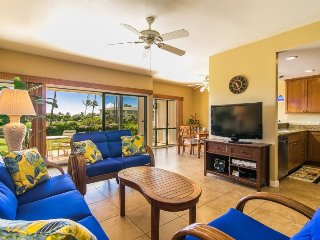 Poipu Sands 214 Lovely 2bd/2bth with 2 king beds, beautiful interiors, close to beaches, Pool-BBQ. Free car with stays 7 nts or more*, Koloa