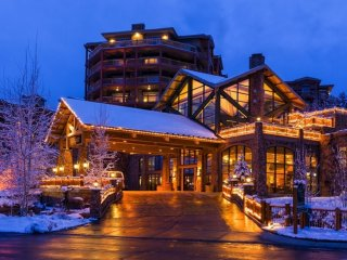 PARK CITY[Lux 2BR Condo] WG Park City Resort & Spa