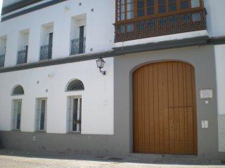 En el precioso e histórico barrio alto de Sanlúcar