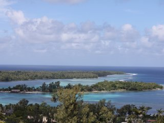 Spectacular Views overlooking Erakor Island, Port Vila