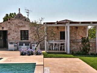 TRULLI DELLA LAMA con piscina, Castellana Grotte