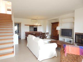 Casa con vistas al mar centro de Begur