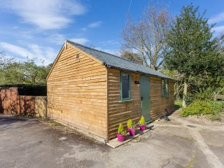 Cute and Cosy Garden Lodge in Lymington