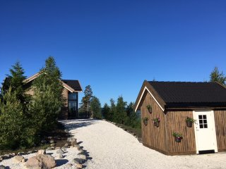 Luxury Mountain Villa - 1H from Oslo, Stange Municipality