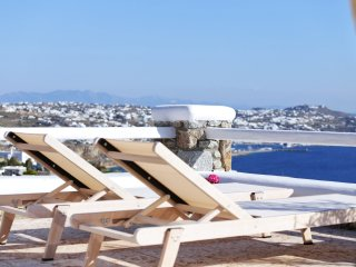 La Maison Blanche Mykonos - View and Privacy