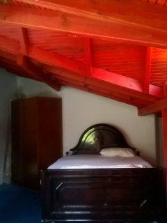 2nd floor bedroom, 1 double, 2 singles