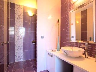 L'Oasis de Terre Rouge - Appartement Jacaranda - Salle de bain