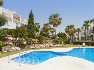 Riviera del Sol, appartement lumineux et vue mer.