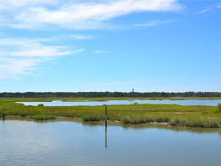 Panorama, Isla de Chincoteague