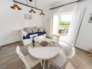 Appartment Zrilić on seaside  near Zadar, Duran