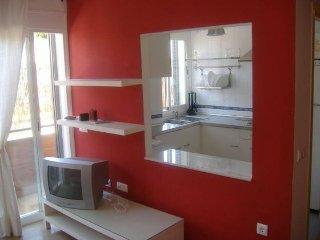 apartamento de 2 dormitorios a 500 m de la playa
