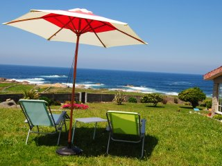 258 Seafront villa near Baiona, Oia