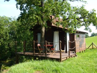 La Cabane de Verdure, Saint-Marcel-de-Felines