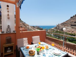 Wonderful Seaviews Apartment in Taurito MM, Playa de Mogan