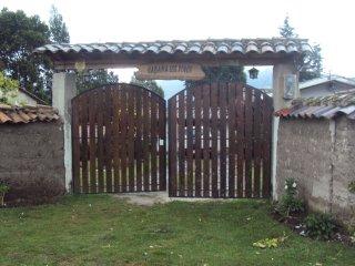 SE  ALQUILA  CASA DE CAMPO POR TEMPORADAS, Peguche