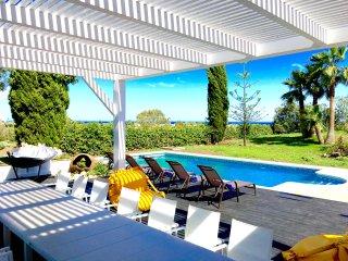 Luxury staffed party villa Namastee Puerto Banus