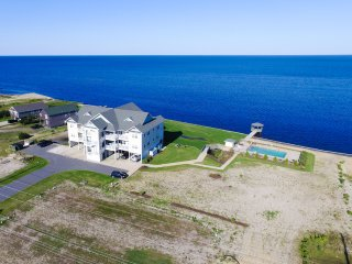 Rodanthe Sunset Resort NEW Soundfront 3BR Pool, Watersports & Endless Sunsets, Hatteras Island