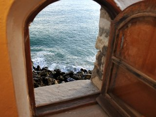 Cinque Terre-Tellaro Suite sul Mare direct on sea!