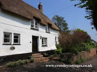 17th Century Thatched Cottage, Dogs welcome, Minehead