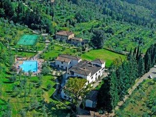 Villa Grassina Bilocale su due livelli 1, Pelago