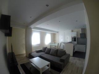 Apartamento de lujo,a 50 metros de la playa. 2 hab, A Coruña
