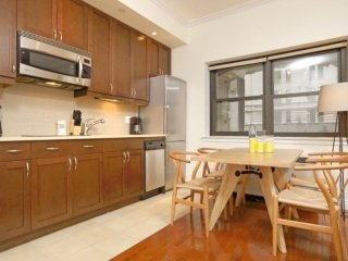 Clean, Arty and Classy Contemporay 1 Bedroom Apartment in NYC, Nova York