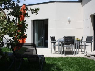 Villa neuve 900 m. de la mer. Wi-Fi., Jard-sur-Mer