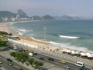 APARTAMENTO C/VISTA TOTAL DA ORLA DE COPACABANA, Rio de Janeiro