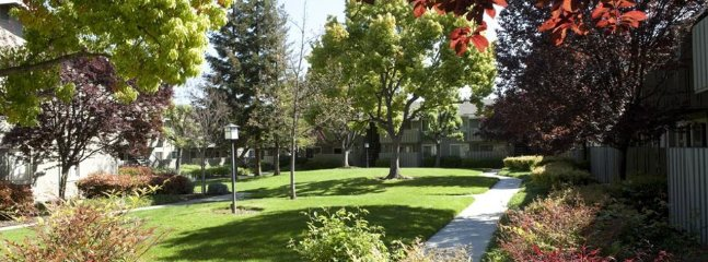 Furnished 1-Bedroom Apartment at Almaden Expy & Cherry Ave San Jose