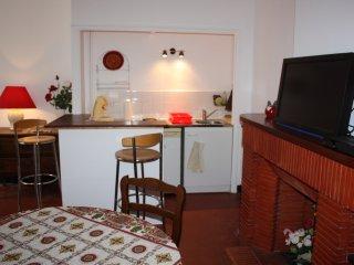 Studio dans une ferme de la Drôme Provençale