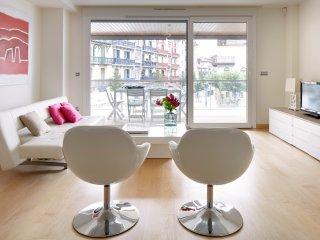 Apartamento Hondarribi 141B by FeelFree Rentals, Hondarribia (Fuenterrabía)