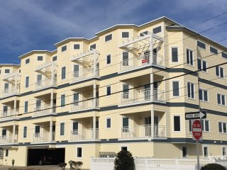 1 Block to the FREE beach!  Ocean and Sunset Views, Wildwood Crest
