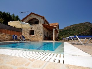 Socrates three-bedroom villa  with sea view, Vasilikos