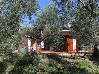 Villa Erika, Itri