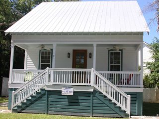 Family Friendly Cottage 9 Logan, Tybee Island