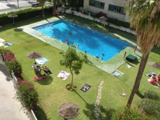 Bonito Apartamento en Torremolinos, wifi y piscina