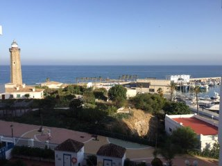 Apartament frente al Faro, Puerto de Estepona