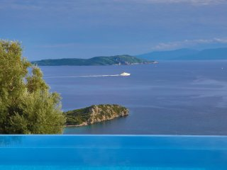 Villa Pegasus - Endless view on the Ionian sea, Sivota