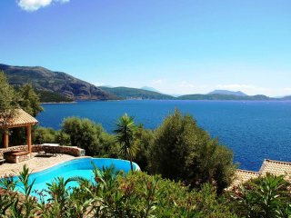 Villa Iremia, located in the unique southern region of Lefkas, Sivota