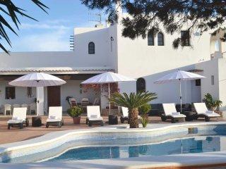 Villa de 7 habitaciones Can Mestre, Cala Tarida
